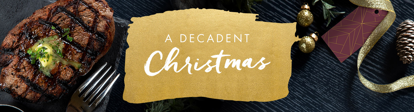 CHRISTMAS DAY DECADENCE AT [outlet]