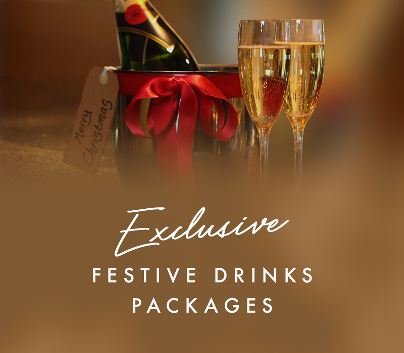 Exclusive Festive Drink Packages at Miller & Carter