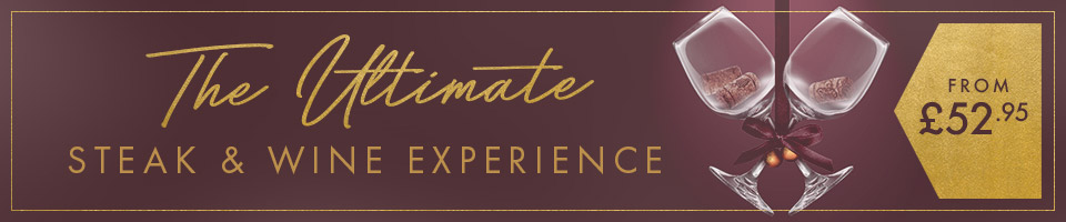 The ultimate steak & wine experience
