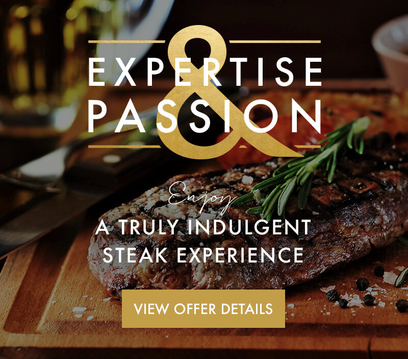 Miller & Carter Newbury Park - Expertise & Passion