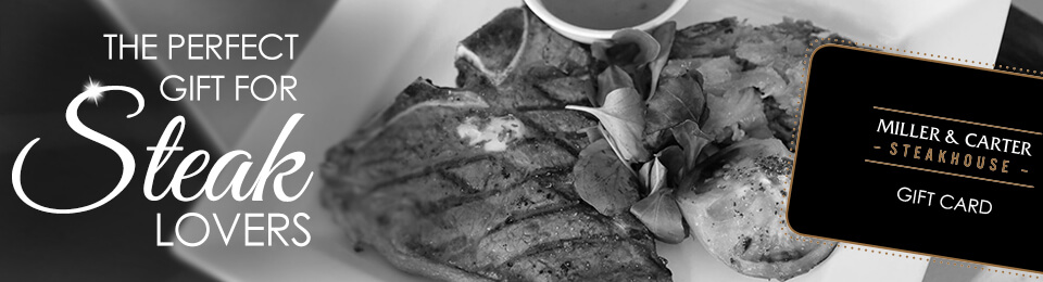 The perfect gift for steak lovers