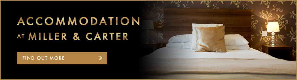 Accommodation at Miller & Carter Brighton