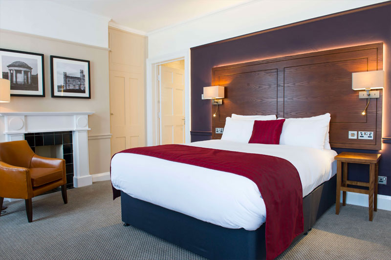Accommodation at Miller & Carter Maidstone