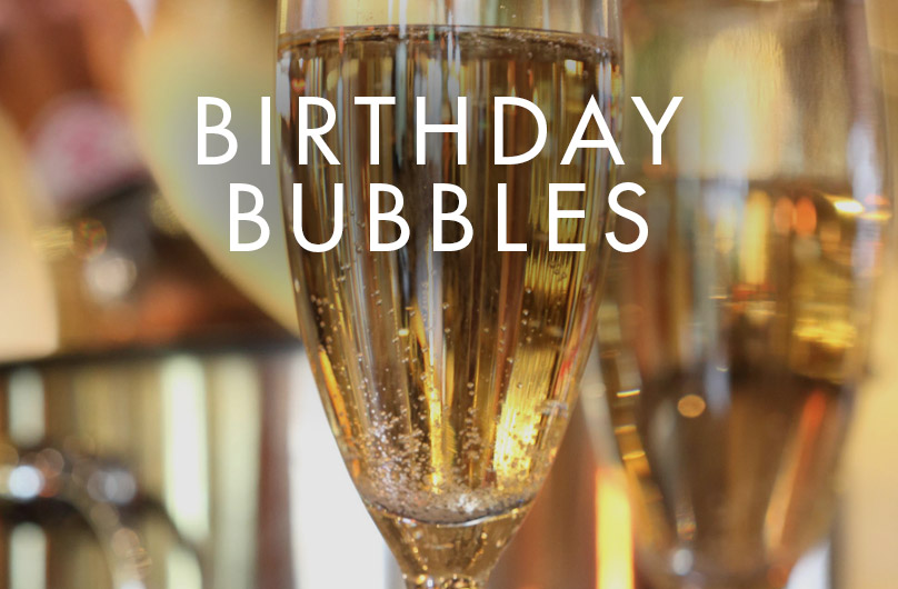 Birthday Bubbles