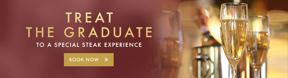 Treat the Graduate at Miller & Carter