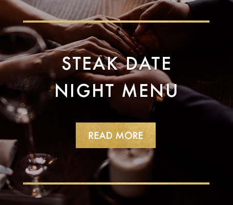Dates & Steaks at Miller & Carter