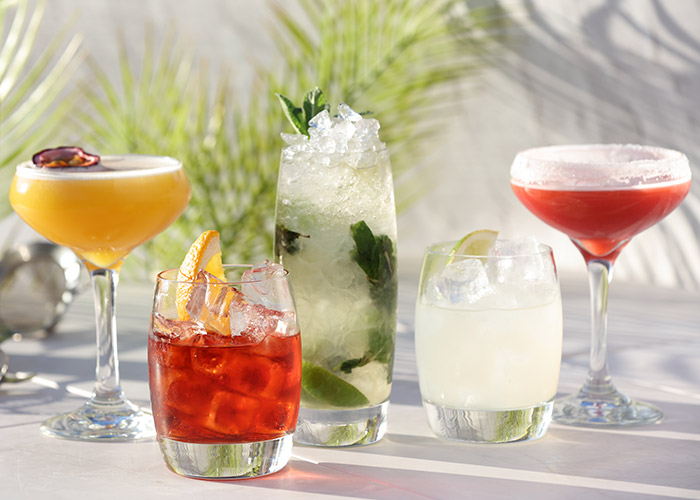 View our drink menu