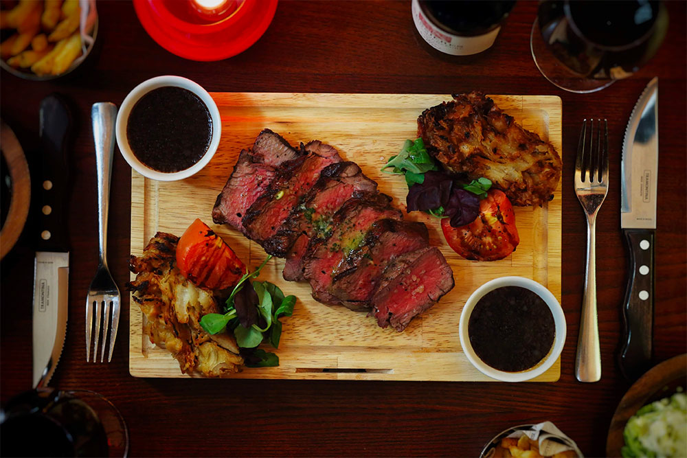 Chateaubriand Sundays