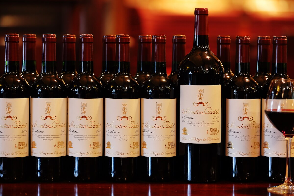 A Celebration in a Bottle