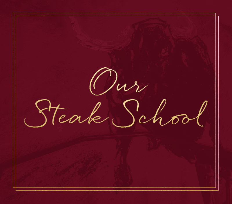 The Miller & Carter Steak School