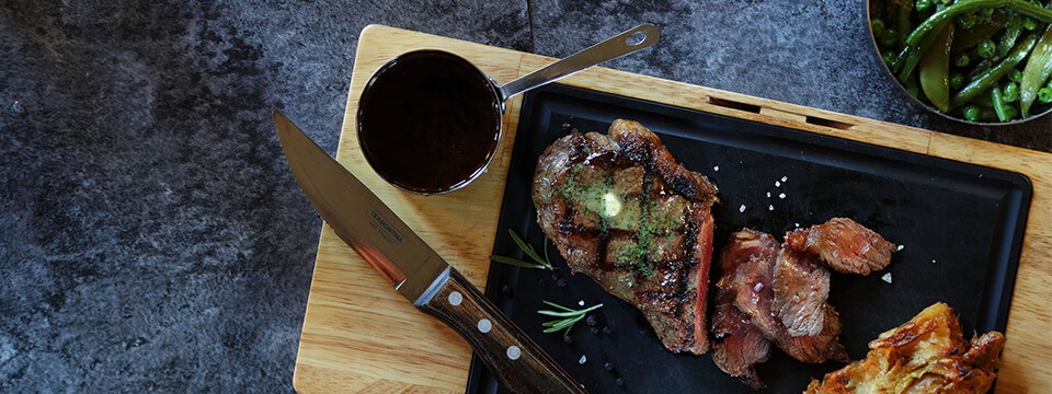 For the love of steak