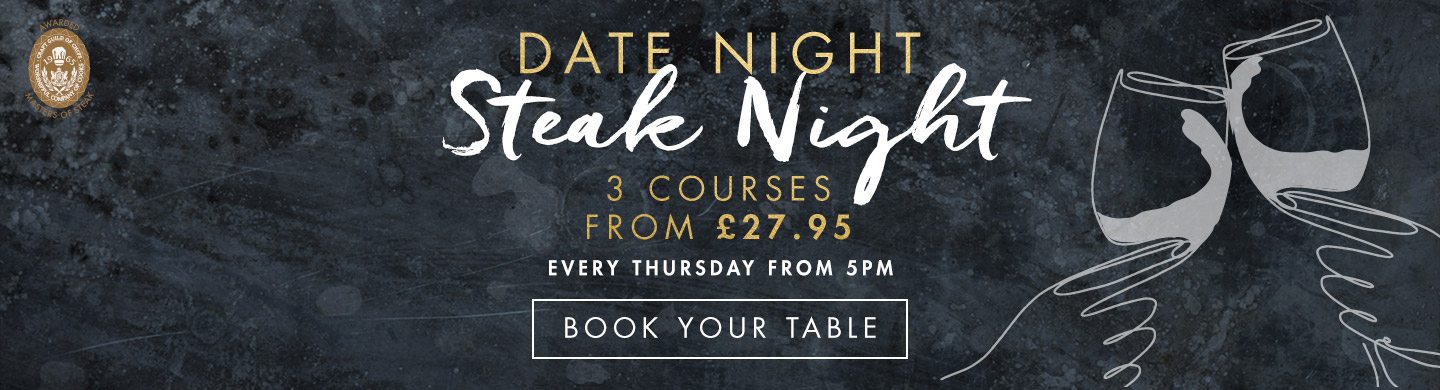 Dates & Steaks at Miller & Carter Newcastle