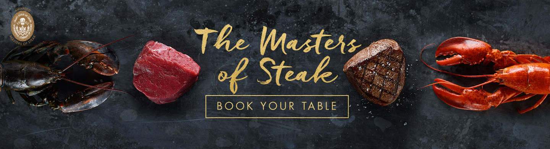 Food & Drinks Menus - Miller & Carter Steakhouse & Restaurants