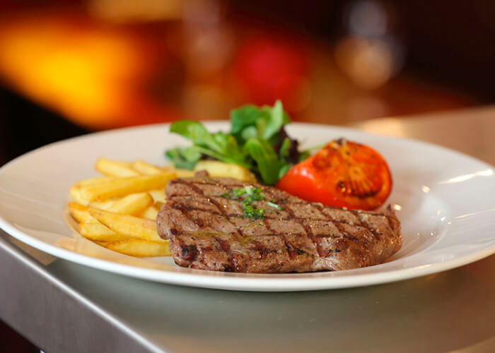 View our younger guests menu
