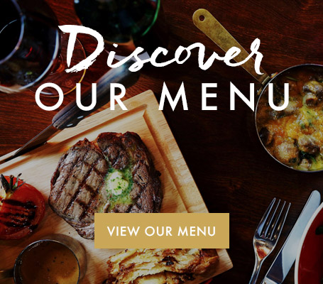 Discover our menus at Miller & Carter