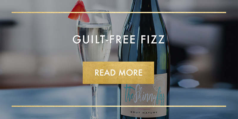 Guilt-free fizz at Miller & Carter