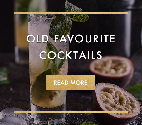 Old cocktail favourties at Miller & Carter