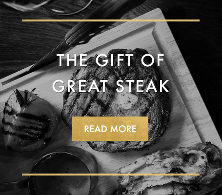The gift of great steak